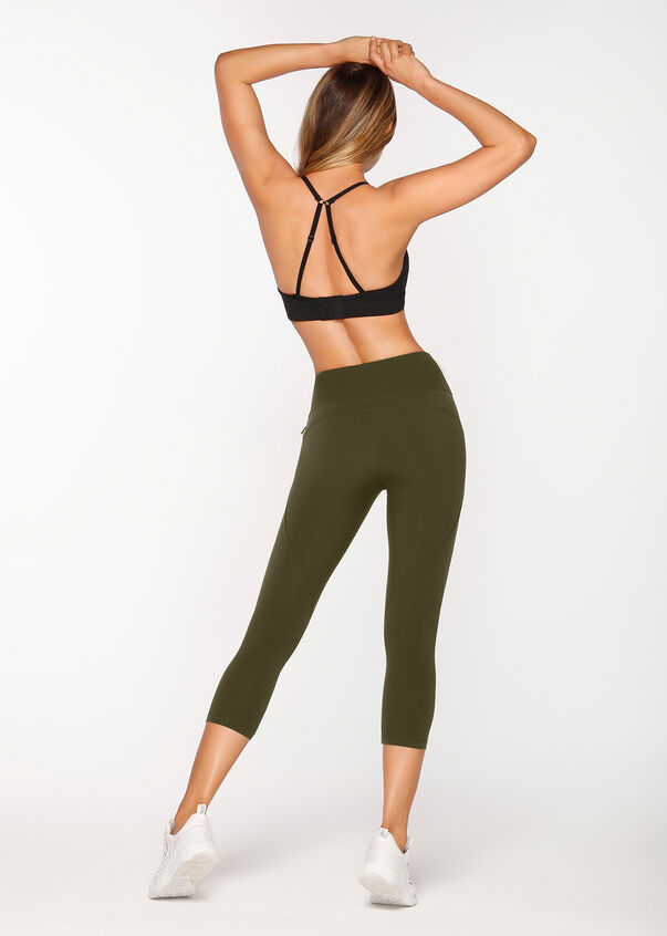 New Amy 7/8 Tight, Luxury Green, hi-res