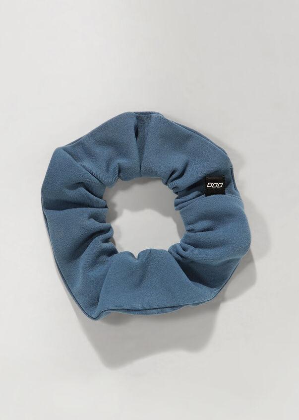 LJ Active Scrunchie, Steel Blue, hi-res
