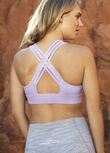 Reduce The Bounce Sports Bra, Pale Violet, hi-res