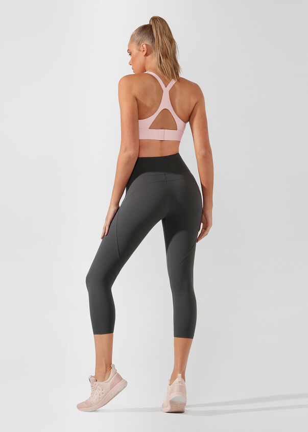 Stronger Sports Bra, Pale Peony, hi-res