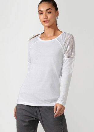 Simple And Classic Long Sleeve Top