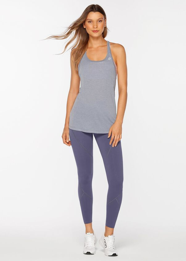 Mind And Body Tank, Gravity Grey Marl, hi-res