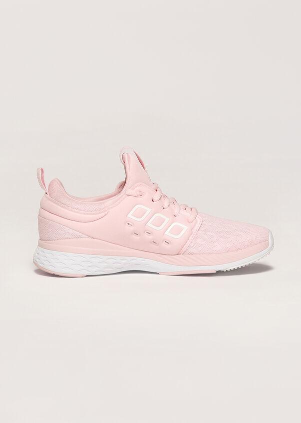 Precision Run Shoes, Pale Pink, hi-res