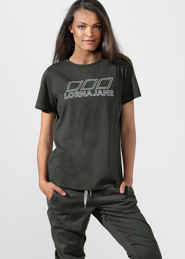 Iconic Tee, Dark Safari, hi-res