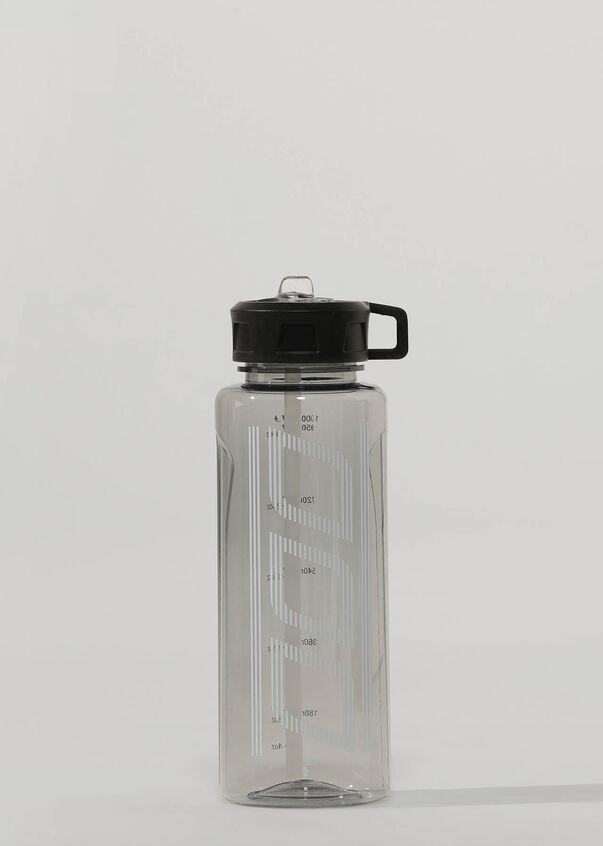 Icon 1L Water Bottle, Black, hi-res