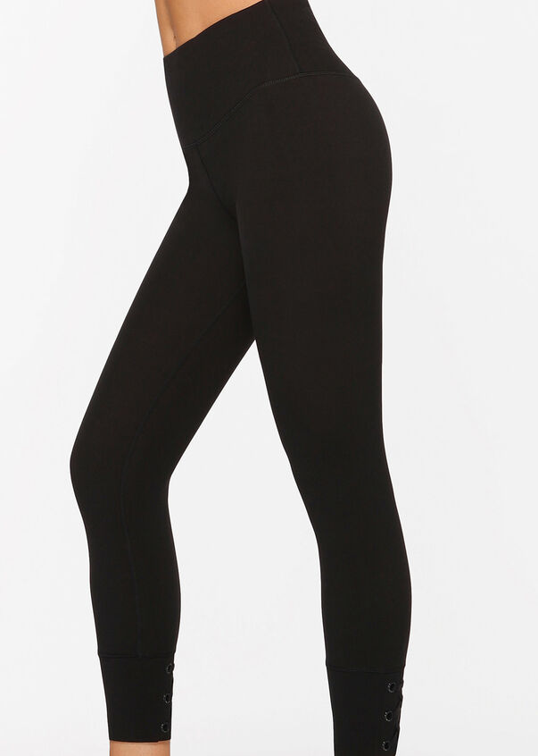 Glamour Core Ankle Biter Tight, Black, hi-res