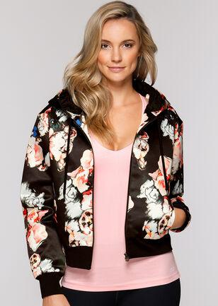 Blossom Bomber Jacket