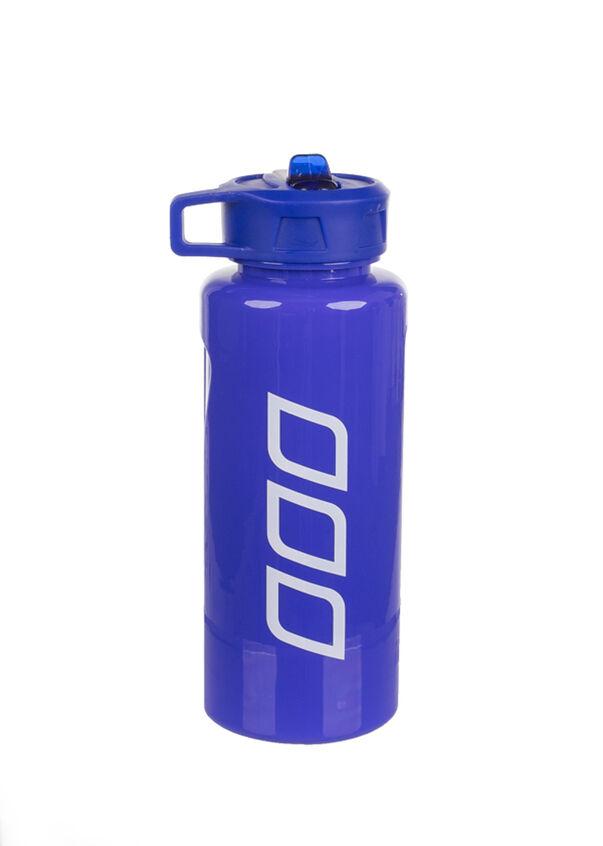 LJ 1 Litre Water Bottle, Magnetic Blue, hi-res