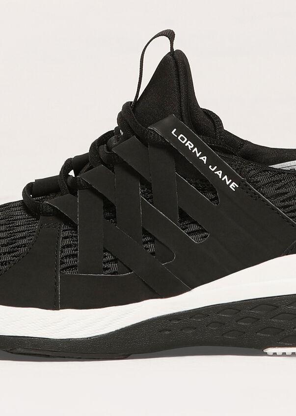 Precision Run Shoes, Black, hi-res