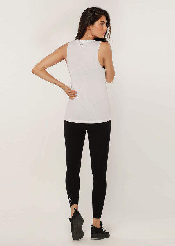 Fearlessly Female Muscle Tank, White, hi-res