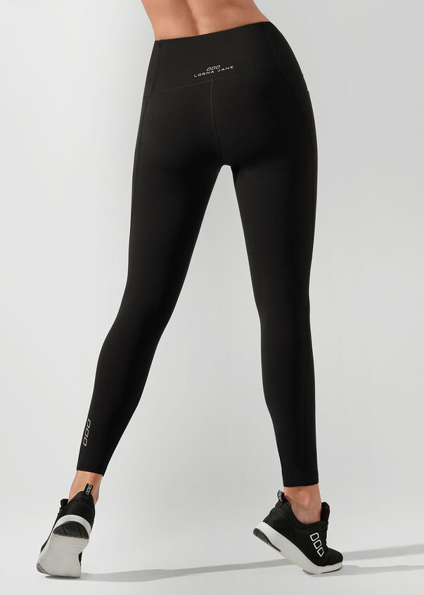 All Day Pocket Full Length Tight, Black, hi-res