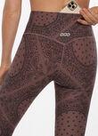 Bandana Booty Shaper Full Length Leggings, Bandana Print, hi-res