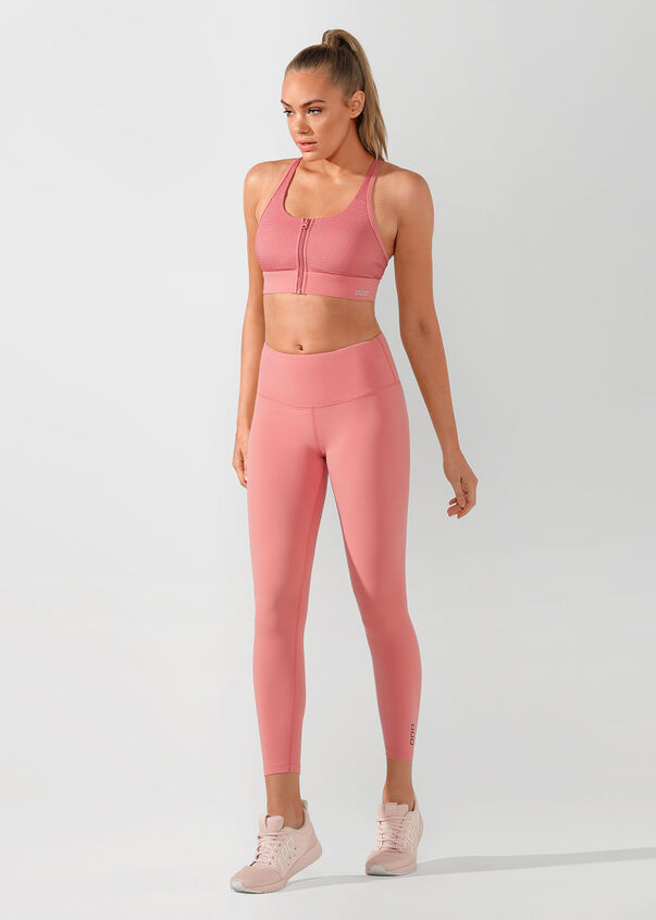 Lotus Ankle Biter Tight, Quartz Pink, hi-res