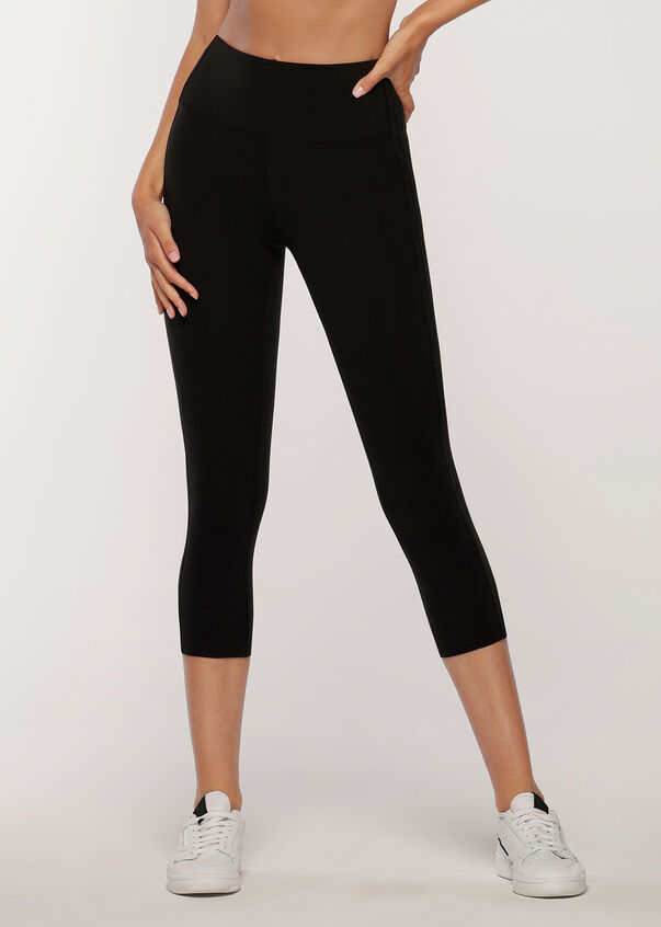 Extend Support 7/8 Leggings, Black, hi-res
