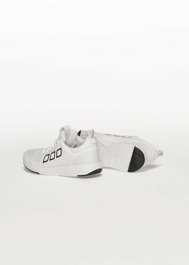 LJ BLAZE RUN SHOES, White Monotone, hi-res