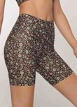 Wild Ditsy Short Tight, Wild Ditsy Print, hi-res