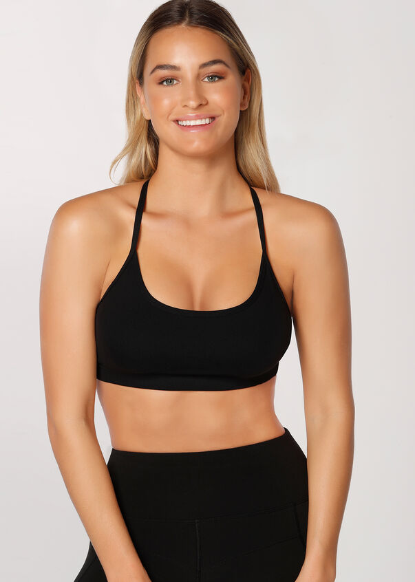 Pammy Bra, Black, hi-res