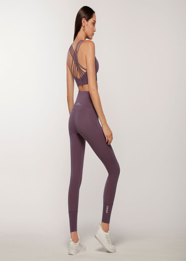 Extraordinary Core Full Length Tight, Soft Violet, hi-res