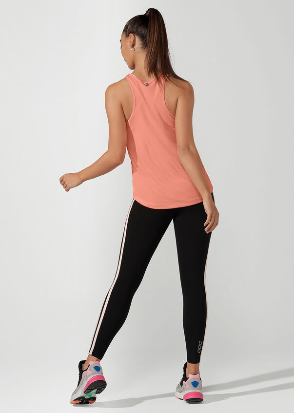 Luxe Giselle Tank, Tangerine, hi-res