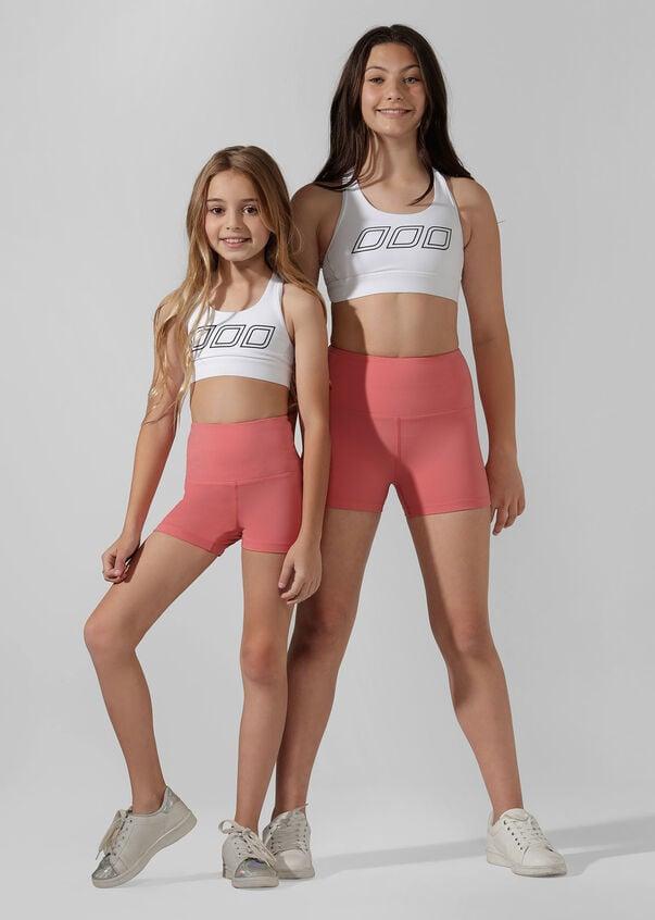 Fit N Fierce Short Tight - Tween, Quartz Pink, hi-res