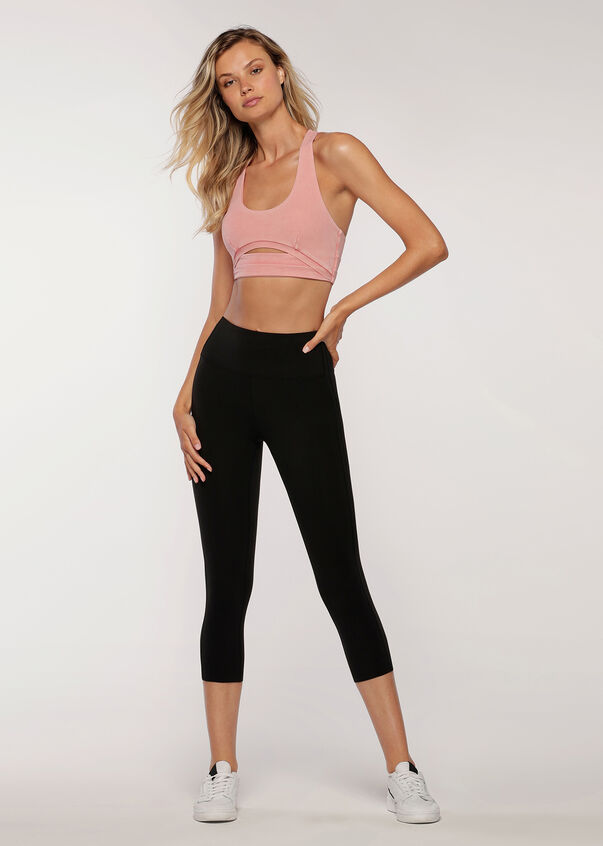 Wonder Sports Bra, Washed Powdered Pink, hi-res