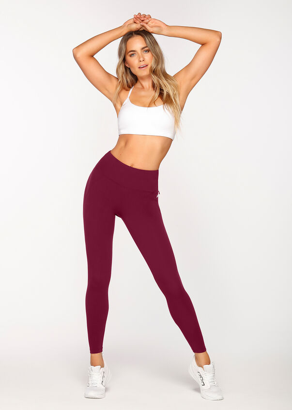 New Amy F/L Tight, Deep Mulberry, hi-res