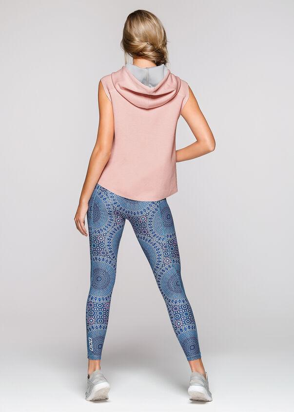 Fitster S/Less Hoodie, Blushed Pink Marl, hi-res