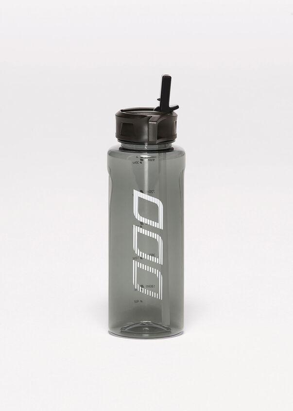 Iconic Water Bottle, Black, hi-res