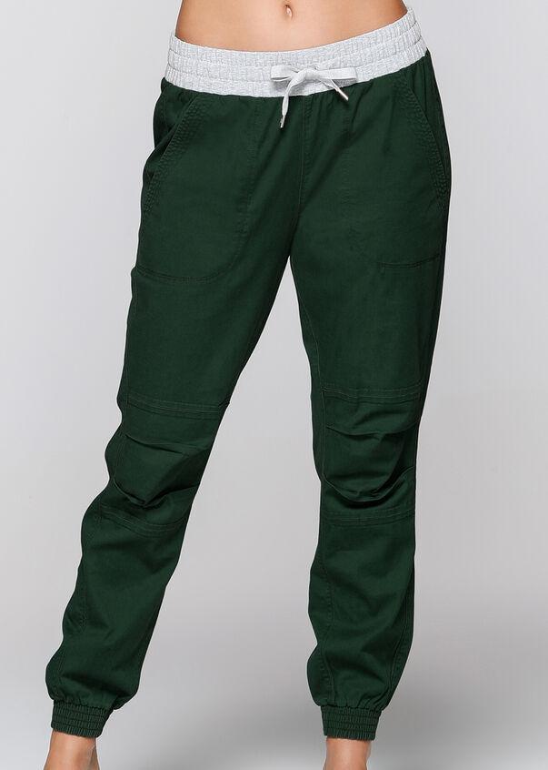 Flashy F/L Pant, Jungle Green, hi-res