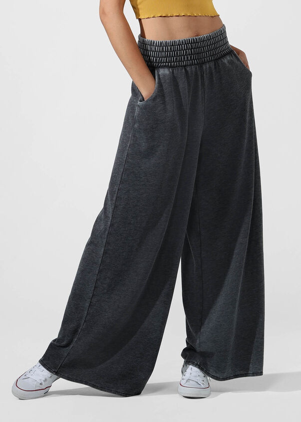 Bliss Full Length Pant, Washed Out Black, hi-res
