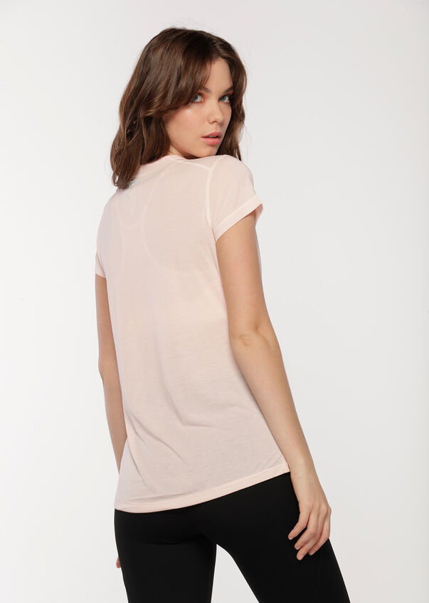Classic Active Tee, Dusty Pink, hi-res