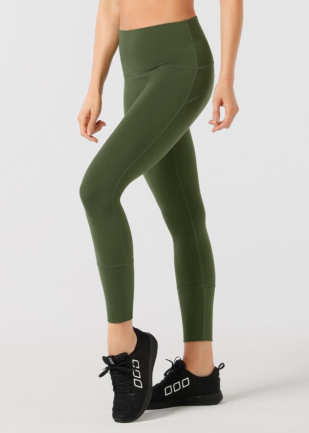 LJ Everyday A/B Tight, Army Green, hi-res