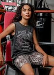 Viper Muscle Tank, Washed Black, hi-res