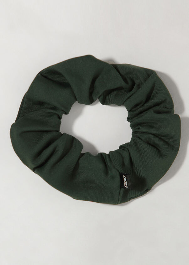 LJ Active Scrunchie, Fig Green, hi-res