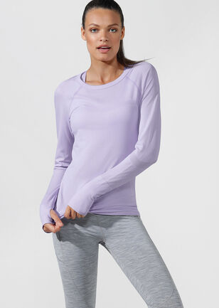 Comfort Seamless Long Sleeve Top