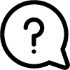 Frequently Asked Questions Icon